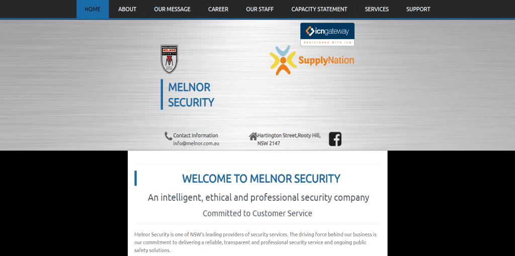 Chevron Technologies Website Support, Design and Development