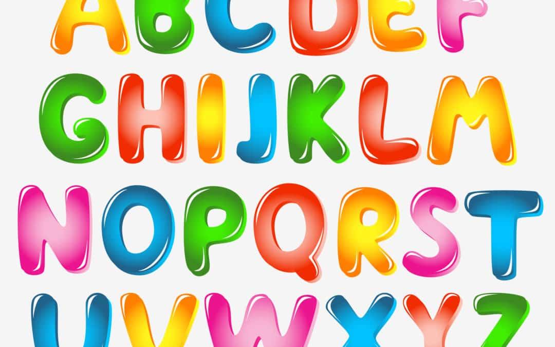 Top 10 Fonts We Love
